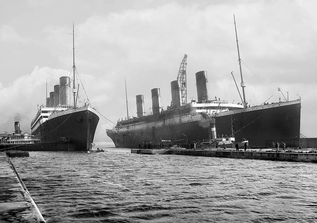 Двойники «Титаника»
