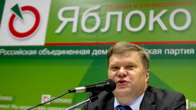 Александр Роджерс: Про «известного политика» Митрохина