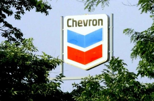 Американская Chevron, похоже…