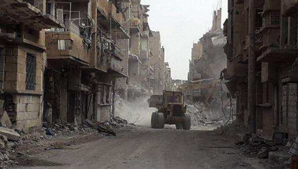 В Сирии 40 человек стали жертвами удара коалиции во главе с США