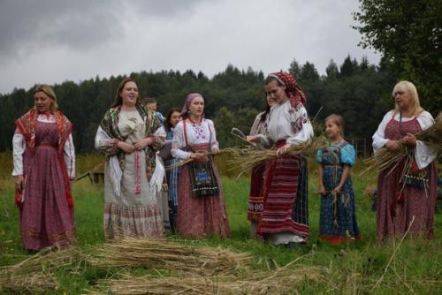Питание древних славян «Материал из Газеты 1909 г»вегетарианское обозрение».