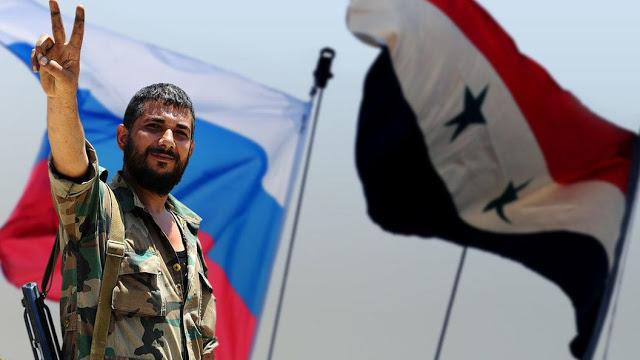 Почему Россия спасает Сирию,…