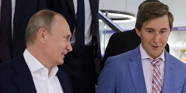Карякин рассказал о впечатлениях от личной встречи с Путиным