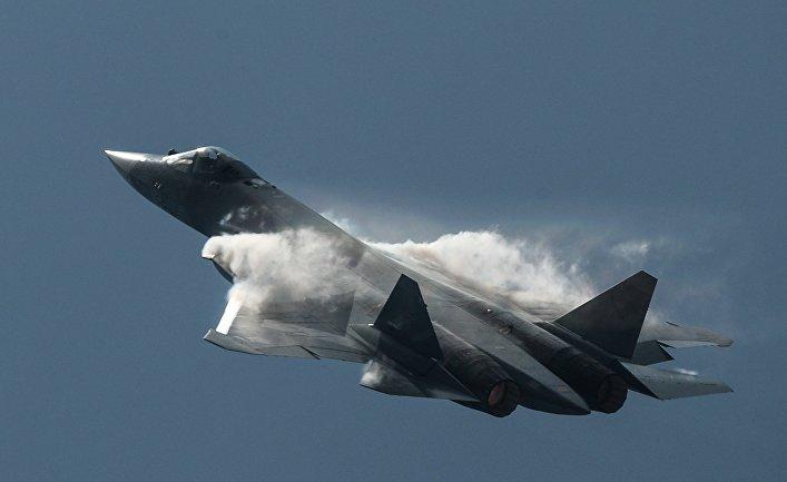 Российский истребитель-невидимка ПАК ФА: очередной шаг вперед