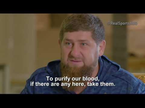 Иностранцы об интервью Кадырова: «Репортер похоже, от страха чуть сознание не потерял...»