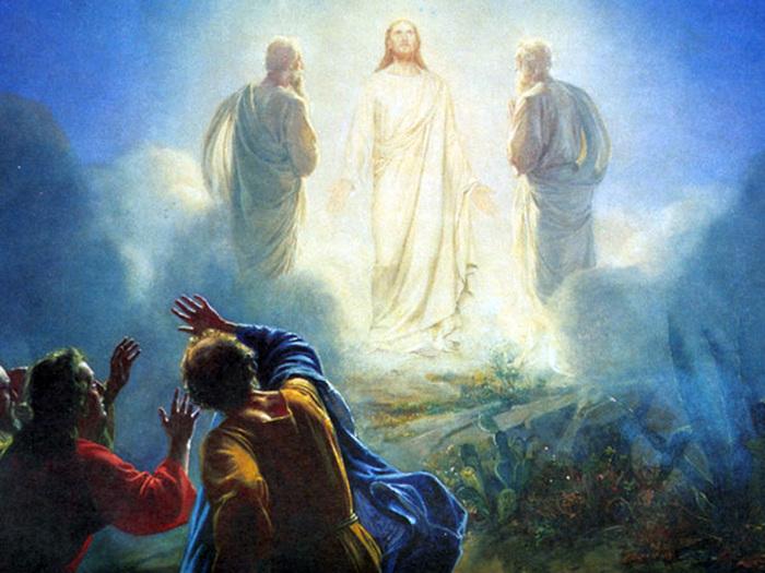 Молитва Преображению Господню