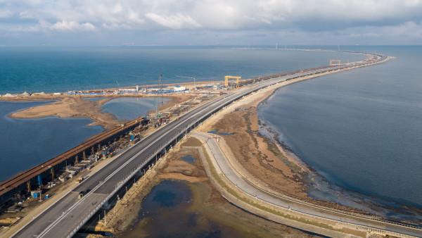 Рекордсмен Крымского моста о…
