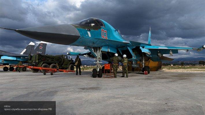 «Синхронный удар»: новая операция элиты САА и ВКС РФ обезопасит Хмеймим