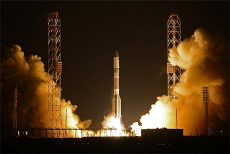 """Ракета-носитель """"Протон"""" могла упасть из-за преднамеренного саботажа"""