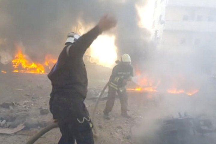 Жертвами взрыва в сирийском Идлибе стали около 50 человек