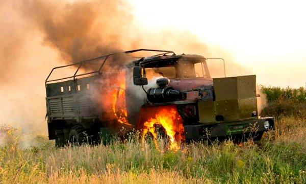 «Правый сектор» открыл второй фронт на Донбассе! – Спецназ СУ несёт потери
