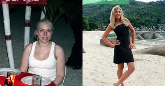Как я похудела на 40 килограмм и поддерживаю вес