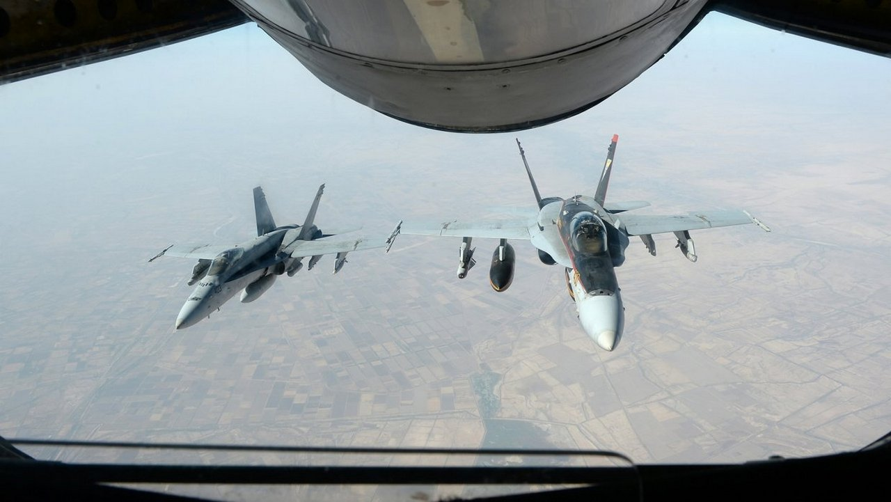 Американские неошибочные «ошибки» в Сирии
