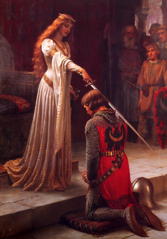 Кто будет он, мой рыцарь, мой избранник...