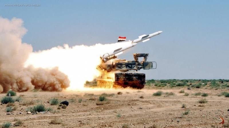 РФ готова поставить ПВО Сирии в приоритетном порядке