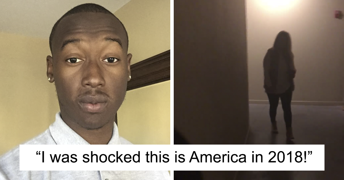 This Racist Woman Wouldn't Let A Black Man Enter His Own Luxury Apartment, Gets The Lesson Of A Lifetime