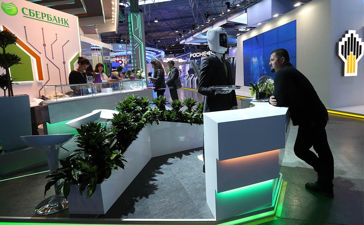 «Роснефть» заключила со Сбербанком кредитный договор на 124,9 млрд руб.