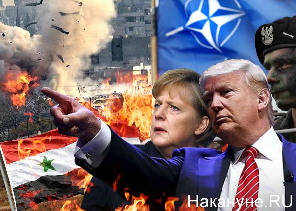 Запад проигрывает в Сирии, поэтому бросает на помощь все силы НАТО. Ростислав Ищенко