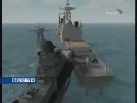 Как советский флот американцев в Севастополе прописал