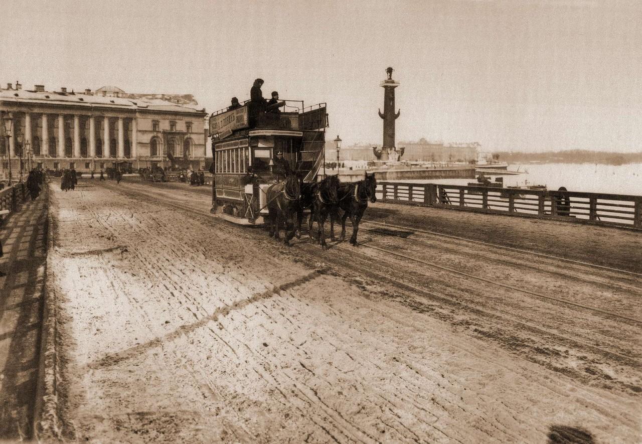 Редкие фото Санкт-Петербурга начала XX века