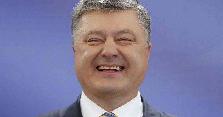 Очередная дрянь от Порошенко «свободным» людям