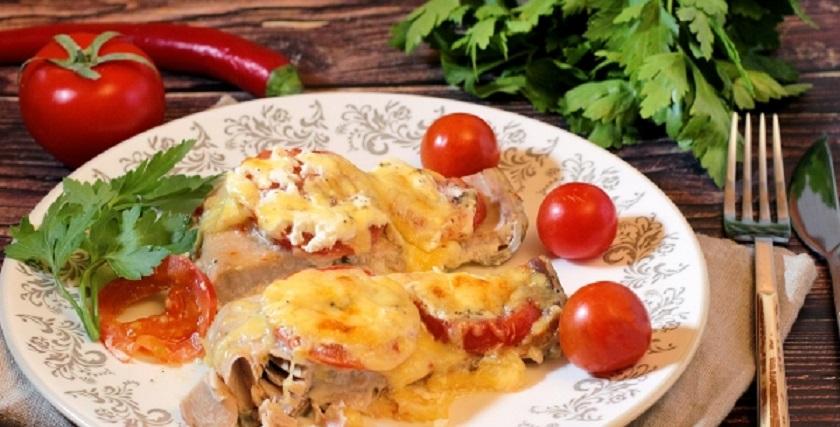 Филе кеты в кисло-сладком соусе: вкусная рыба под сырной корочкой