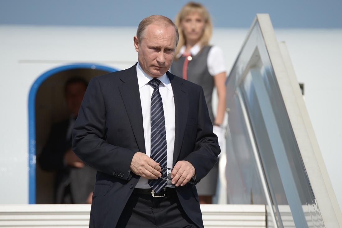 """Кто хотел сбить борт Путина?"" - Лена Миро (частное мнение)"
