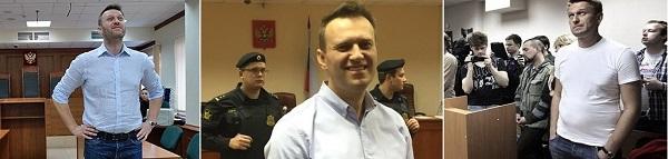 «Агент Леша» или почему Навальный никогда не отправится в колонию