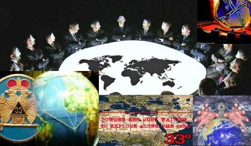 Мировая элита посылает миру …