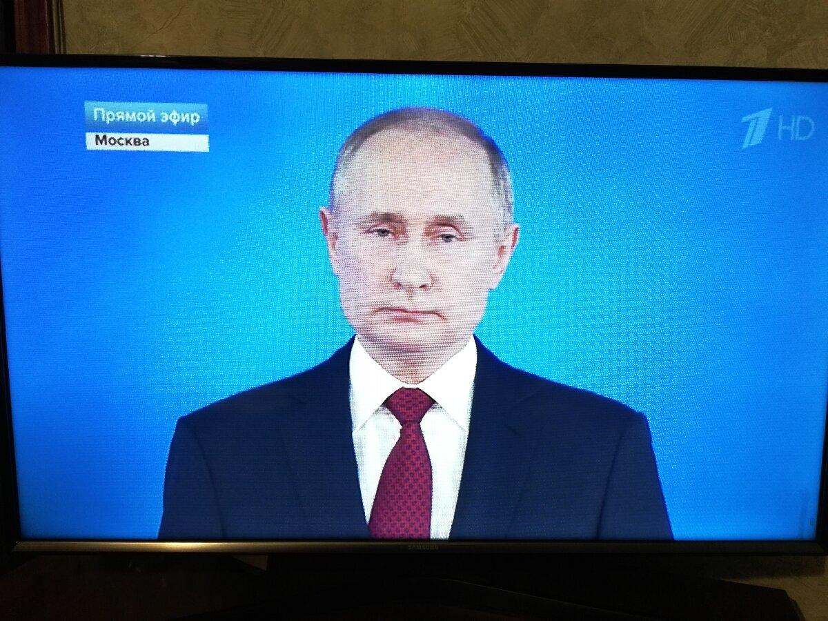 """По итогам обращения Путина к ФедСобранию. Жалко """"наших"""" либералов"""