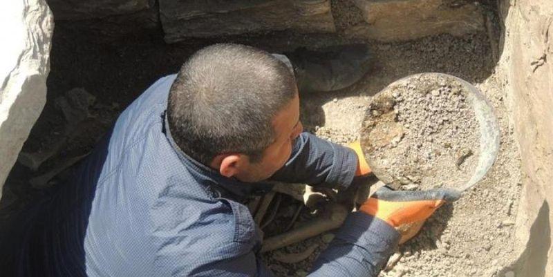Ученые нашли игрушечный автомобиль, которому 5 тысяч лет