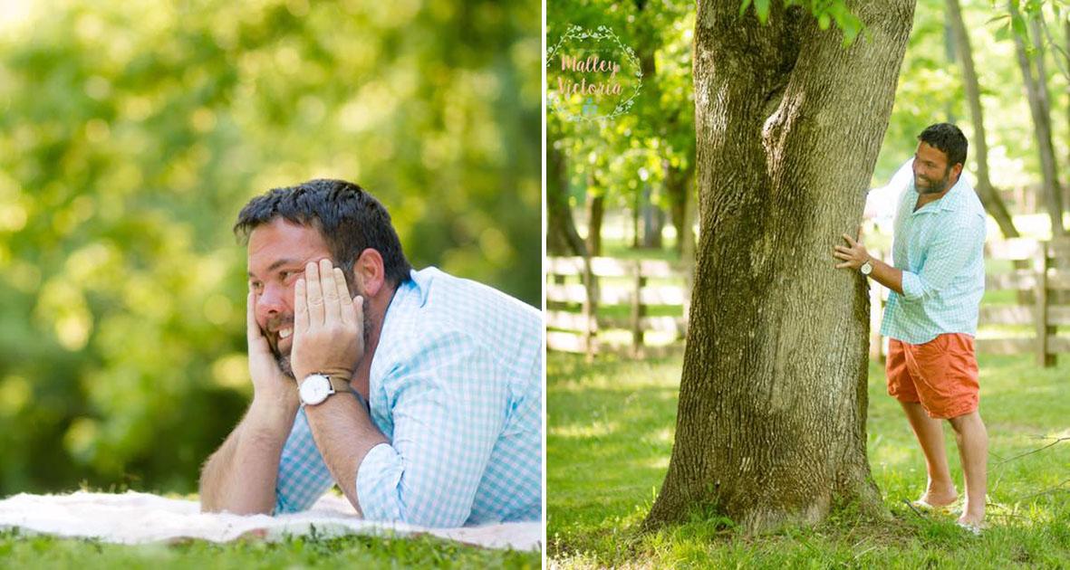Когда вы задумали сделать романтическую фотосессию, но ещё пока одиноки…