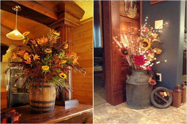 Необычные вазы для цветов