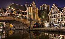 Поездка в Брюгге – один из самых романтичных городов Европы