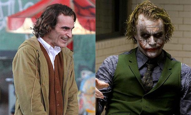 Хоакин Феникс в роли Джокера: удастся ли актеру переиграть культовый образ Хита Леджера