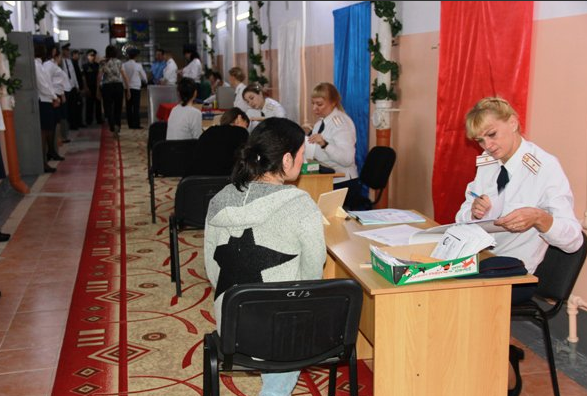 Явка на выборах губернатора Приморского края к 15:00 составила 23,23%