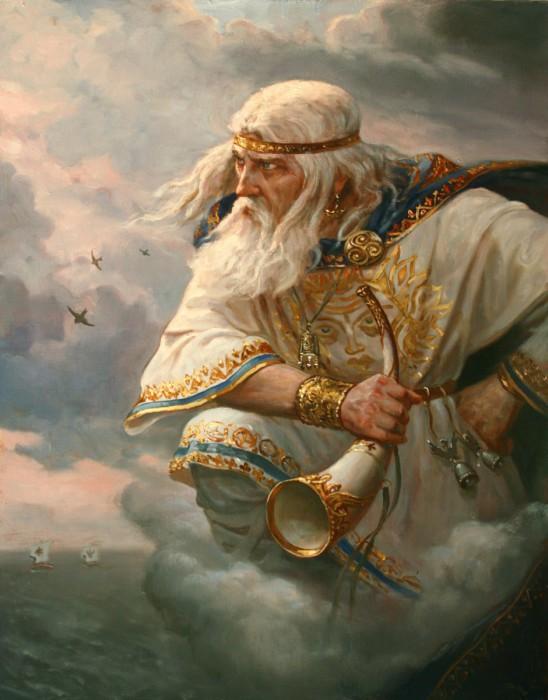быстрый поиск в чем смысл жизни в язычестве викингов диакон