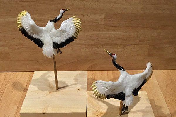 Амезайку — японское искусство создания деликатных миниатюрных скульптур