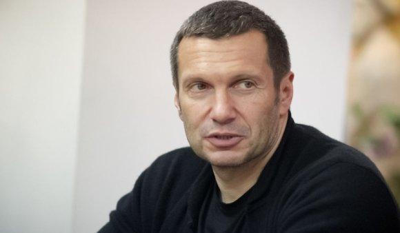 «Оруэлл в чистом виде»: Владимир Соловьев осудил Запад за бомбежку Сирии