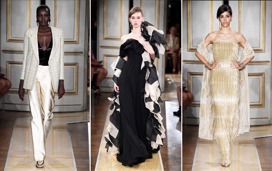 Неделя моды в Париже: самые женственные коллекции