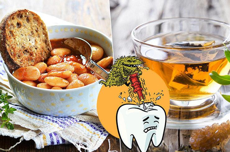Вы вряд ли догадывались, что эти продукты вредны для зубов