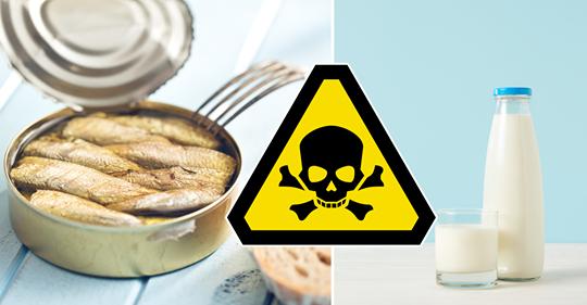 Отрава на полке: продукты из супермаркета, которые медленно нас убивают