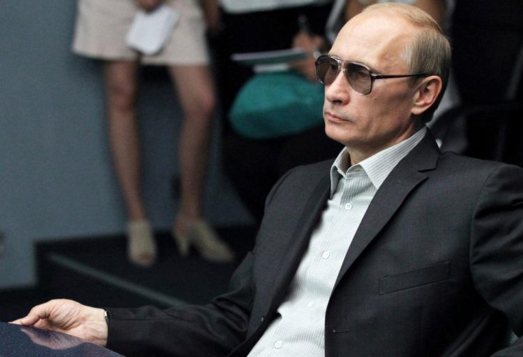 Как Путин: в Британии выйдет линейка одежды в честь российского лидера