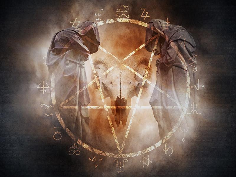 «Церковь Сатаны» и ее «Черный Папа»