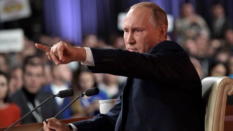 «Уникальное явление»:  мировые СМИ оценили большую пресс-конференцию Путина