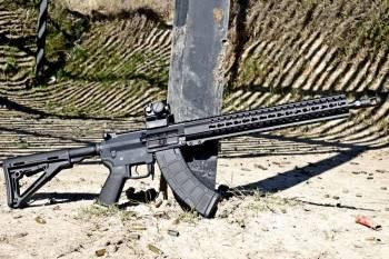 Американцы из АК-47 сделали «мутанта»