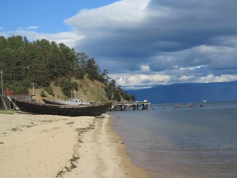 Путешествие на Байкал или, Как я собрал солнечную электростанцию на берегу