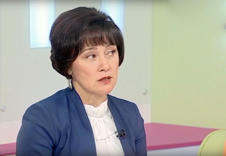 Министр образования Башкорто…