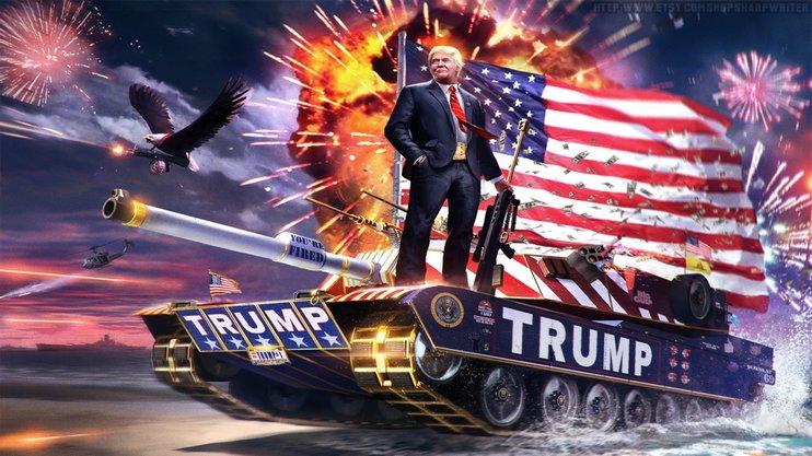 Американская прекрасная демо…