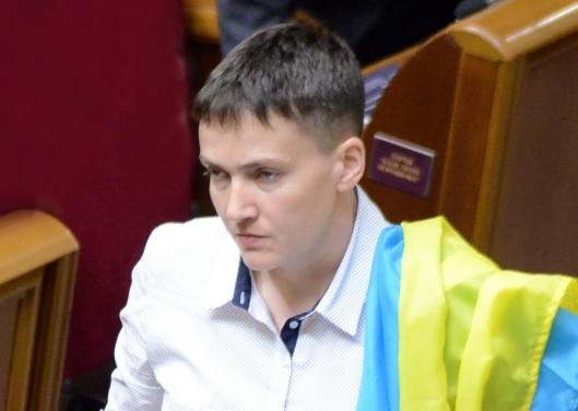 Эдуард Лимонов: Савченко — бледное лицо Украины